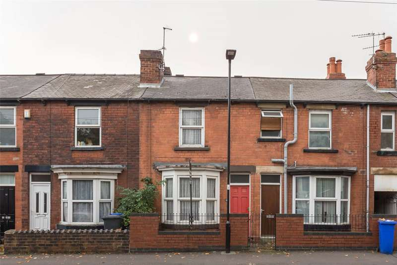 2 Bedrooms Terraced House for sale in Skelwith Road, Sheffield, South Yorkshire, S4