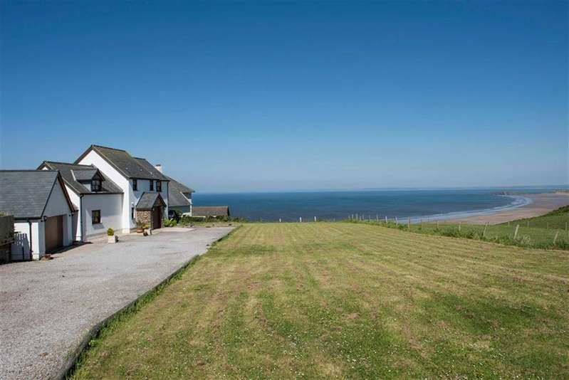 4 Bedrooms Detached House for sale in Rhossili, Swansea