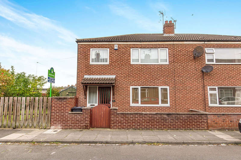 3 Bedrooms Semi Detached House for sale in Bowman Street, Darlington, DL3