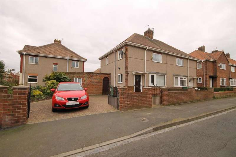 3 Bedrooms Semi Detached House for sale in Jones Road, Hartlepool