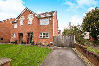3 Bedrooms Semi Detached House for sale in Blantyre Avenue, Worsley, Manchester, Greater Manchester