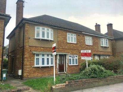2 Bedrooms Maisonette Flat for sale in Gidea Park, Romford