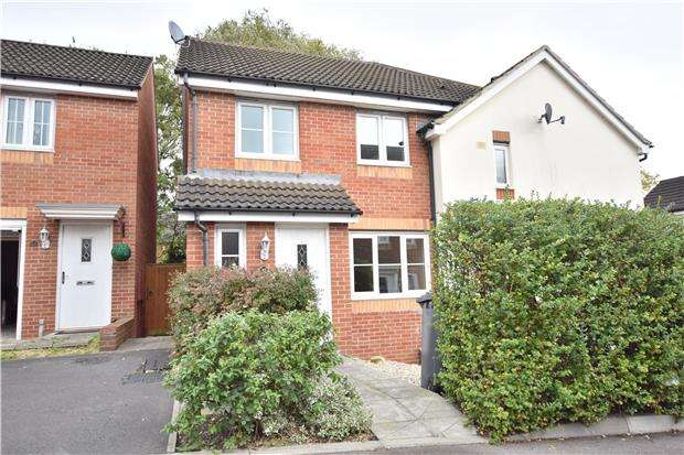 3 Bedrooms Semi Detached House for sale in The Forge, Hempsted, GLOUCESTER, GL2 5GH