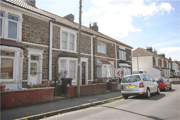2 Bedrooms Terraced House for sale in Highworth Road, St Annes, Bristol, BS4 4AQ