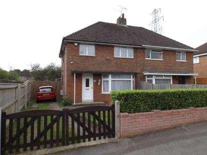 3 Bedrooms Semi Detached House for sale in Alderney, Poole