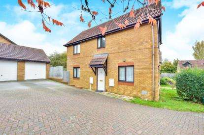 3 Bedrooms End Of Terrace House for sale in Forthill Place, Shenley Church End, Milton Keynes