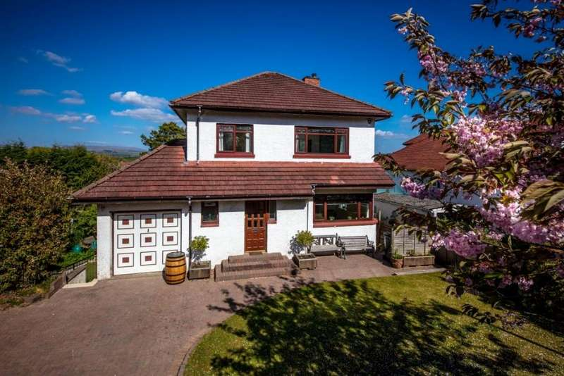 4 Bedrooms Detached House for sale in 15 Bailie Drive, Bearsden, G61 3AL