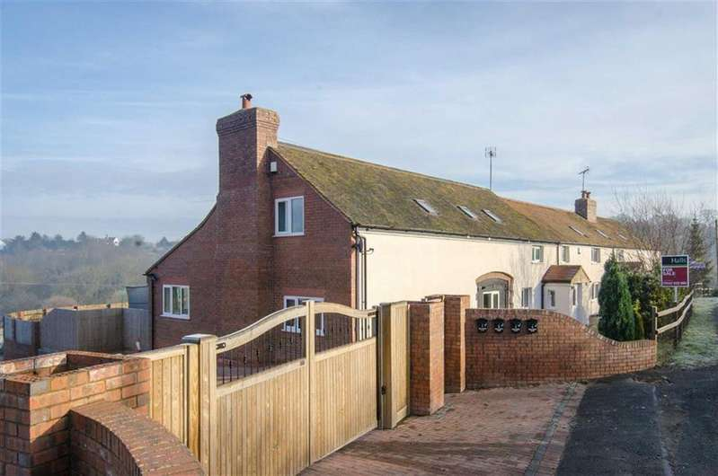 3 Bedrooms Semi Detached House for sale in Horse Jockey, Kidderminster, DY14
