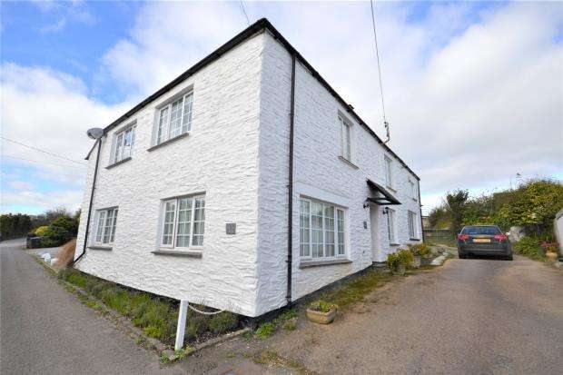 4 Bedrooms Semi Detached House for sale in St. Ive, Liskeard, Cornwall