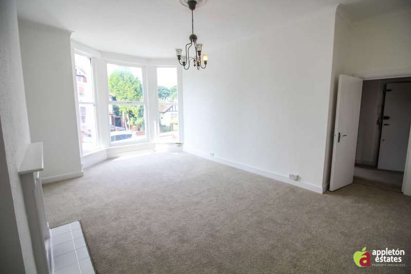 2 Bedrooms Flat for sale in St Peter`s Road, Croydon
