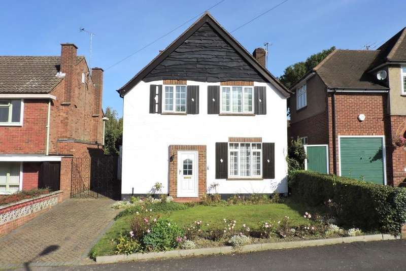 3 Bedrooms Detached House for sale in Honeygate, Luton, Bedfordshire, LU2 7EP