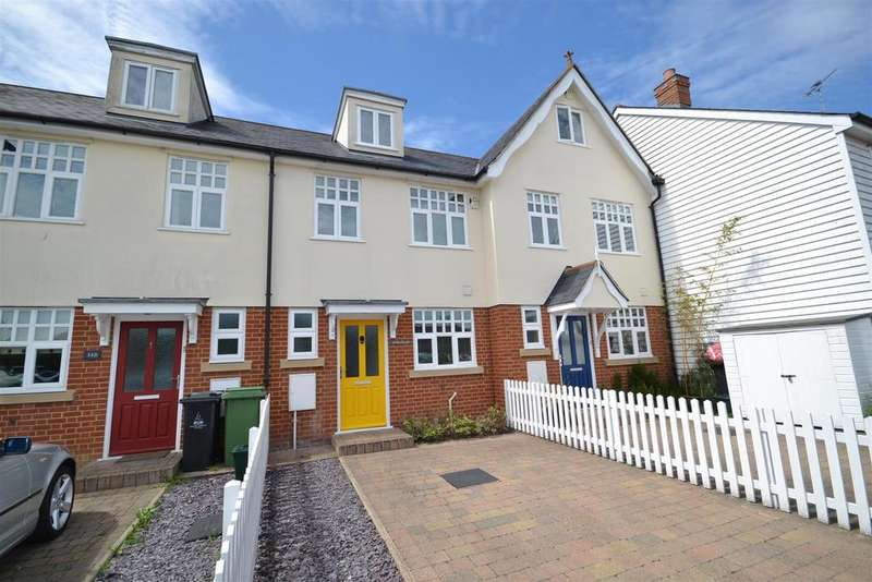 3 Bedrooms Terraced House for sale in Providence, Burnham-on-Crouch