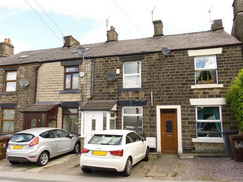 2 Bedrooms Terraced House for sale in Church Street, Tintwistle, Glossop