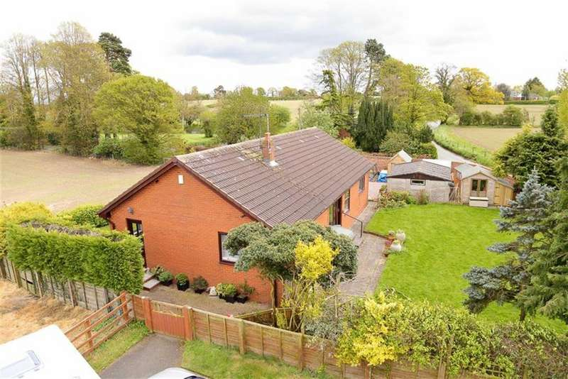 3 Bedrooms Bungalow for sale in Ash Road, Whitchurch, SY13