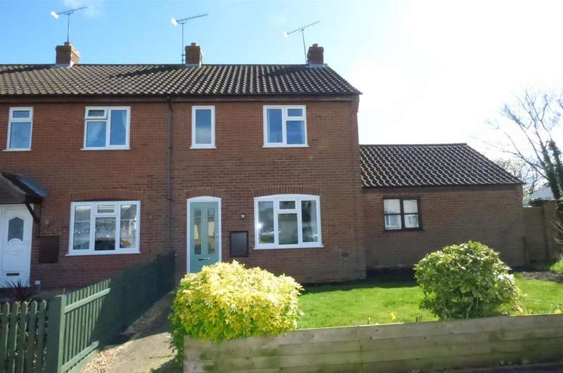 3 Bedrooms End Of Terrace House for sale in Church Road, Wretton