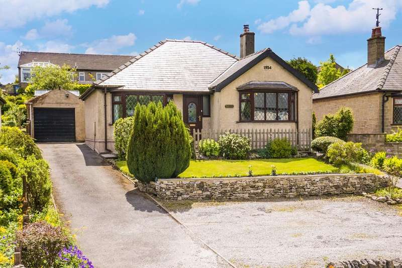 3 Bedrooms Detached Bungalow for sale in Whitecross Road, Tideswell