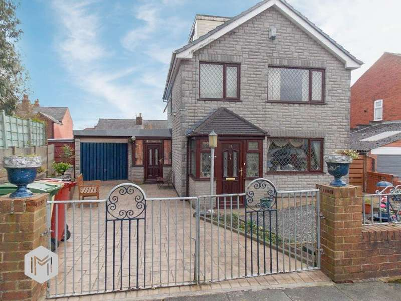 3 Bedrooms Detached House for sale in Ardley Road, Horwich, Bolton, BL6