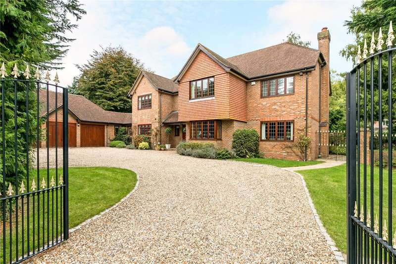 5 Bedrooms Detached House for sale in Sycamore Close, Amersham, Buckinghamshire, HP6