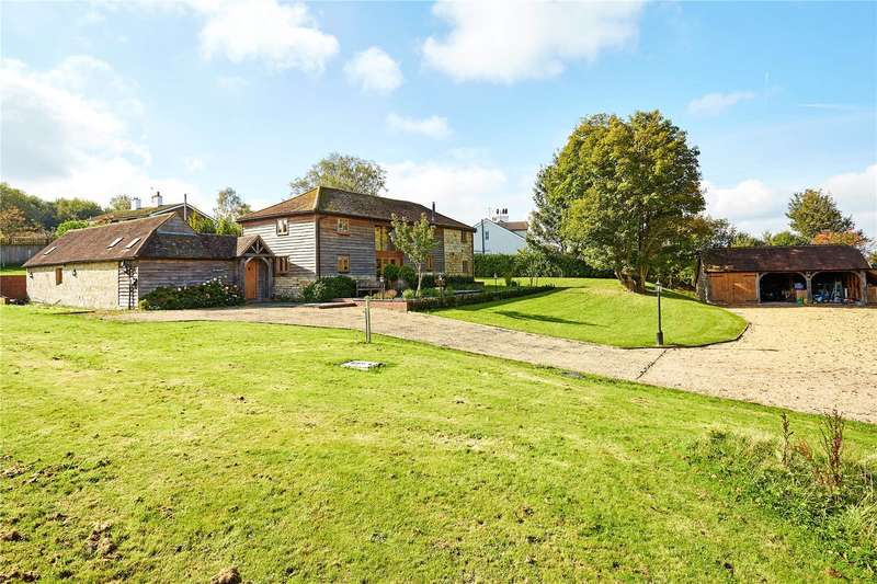 5 Bedrooms Detached House for sale in Broom Lane, Langton Green, Tunbridge Wells, Kent, TN3