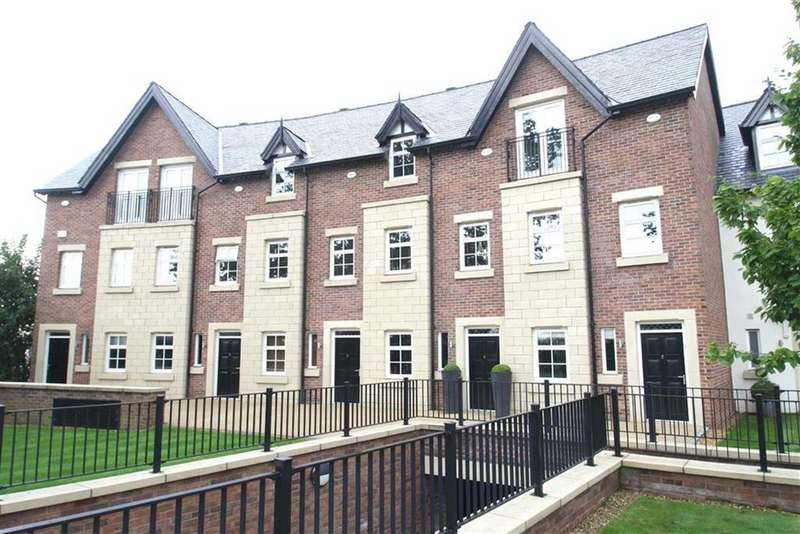 3 Bedrooms Town House for sale in Edgeview Crescent, Merrymans Lane, Great Warford