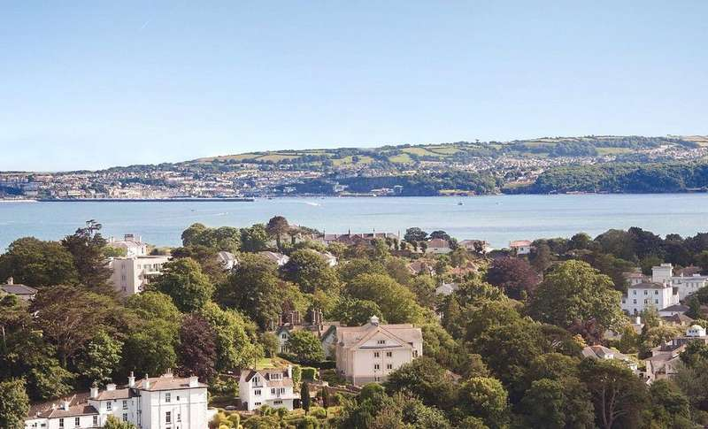 4 Bedrooms House for sale in Middle Warberry Road, Torquay, Devon, TQ1