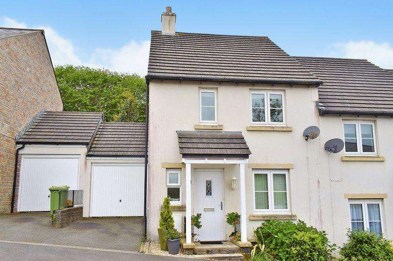 3 Bedrooms Semi Detached House for sale in Catchfrench Crescent, Liskeard