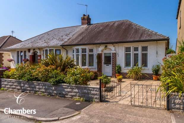 2 Bedrooms Bungalow for sale in Glan-y-Nant Road, Whitchurch, Cardiff, CF14