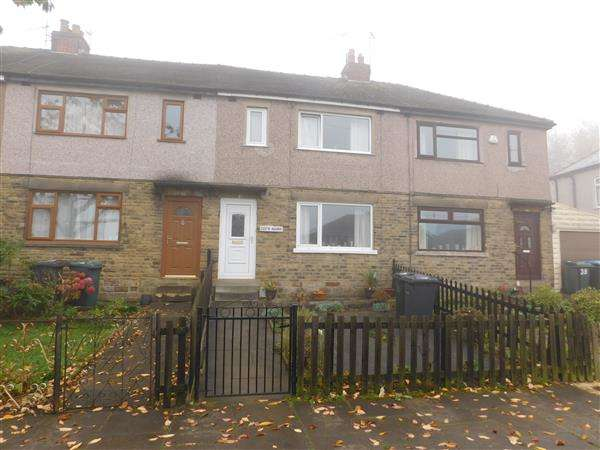 3 Bedrooms Terraced House for sale in Watty Hall Road, Bradford