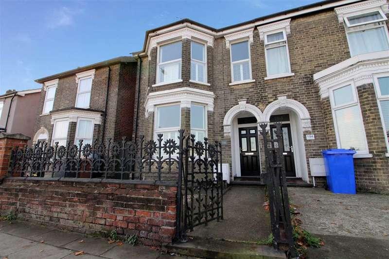 4 Bedrooms Semi Detached House for sale in Felixstowe Road, Ipswich
