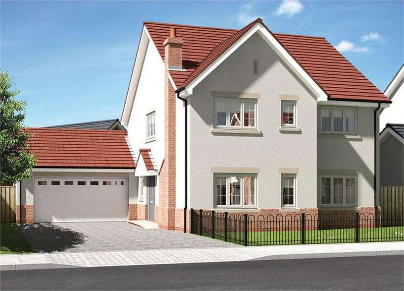 4 Bedrooms Detached House for sale in THE FARRELL - REDUCED , EVE LANE, Durham Gate, Spennymoor, Durham