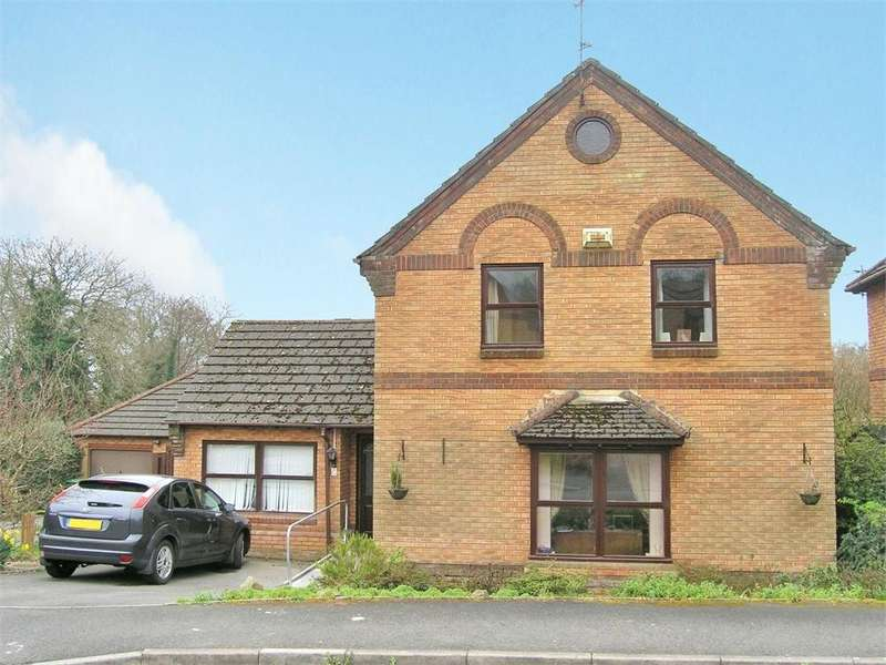 4 Bedrooms Detached House for sale in Clos Y Blaidd, Thornhill, Cardiff