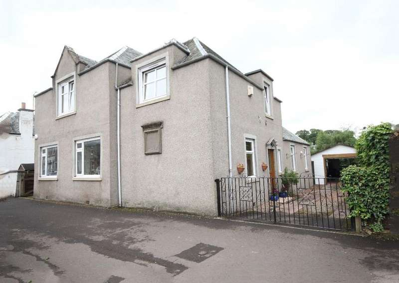 3 Bedrooms Villa House for sale in Percy Street, Stanley, Perthshire, PH1 4LU
