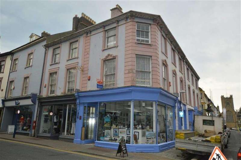 14 Bedrooms Residential Development Commercial for sale in 16-18 Pier Street/ 2 New Street, Pier Street, Aberystwyth, Ceredigion, SY23