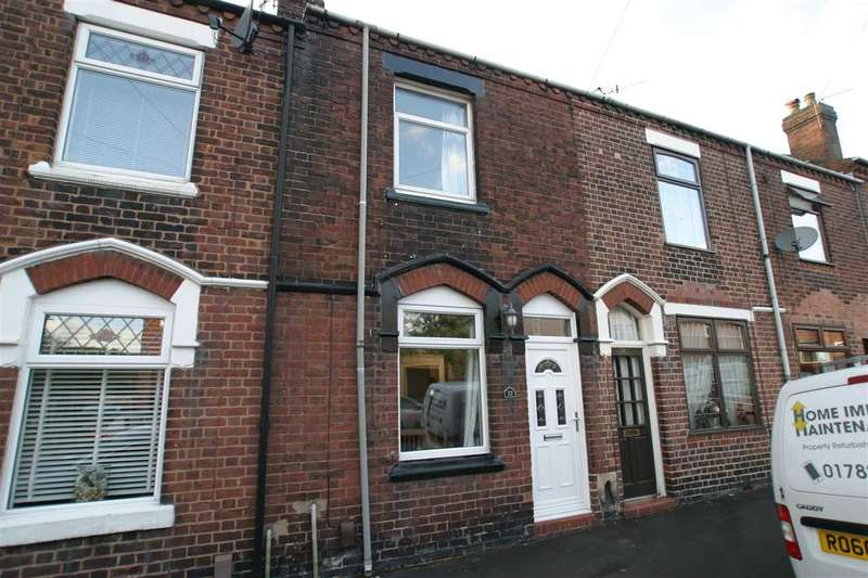 2 Bedrooms Terraced House for sale in Colville Street, Fenton, Stoke on Trent