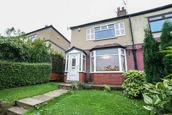 2 Bedrooms Semi Detached House for sale in Platting Road, Lydgate, OL4