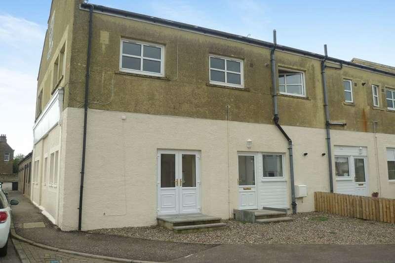 2 Bedrooms Flat for sale in Station Road, Kingskettle, Cupar, KY15