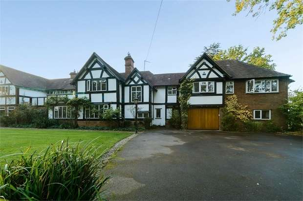 7 Bedrooms Detached House for sale in Broad Lane, Tanworth-in-Arden, Solihull, Warwickshire