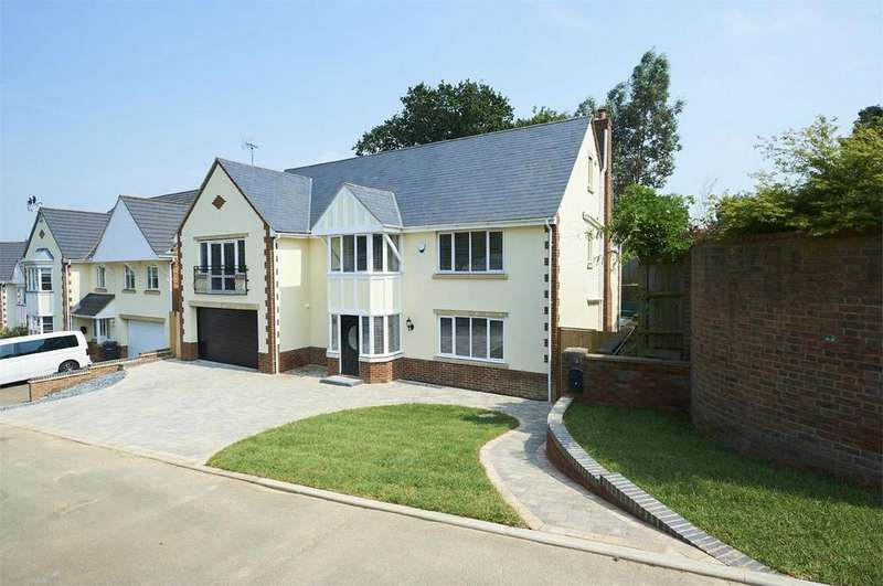6 Bedrooms Detached House for sale in Brooke Close, Desborough, Kettering, Northamptonshire