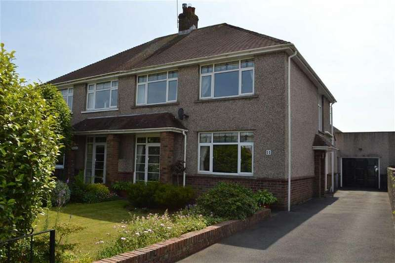 3 Bedrooms Semi Detached House for sale in Hendy Close, Swansea, SA2