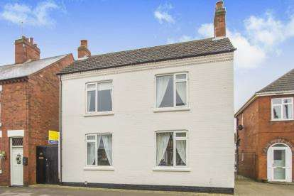 3 Bedrooms Detached House for sale in Penistone Street, Ibstock, Leicestershire