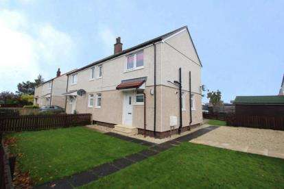 2 Bedrooms Semi Detached House for sale in Woodlands Avenue, Irvine, North Ayrshire