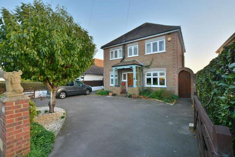 3 Bedrooms Detached House for sale in Poole, BH14