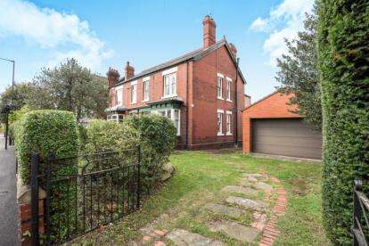 4 Bedrooms Semi Detached House for sale in Station Road, Woodhouse, Sheffield, South Yorkshire