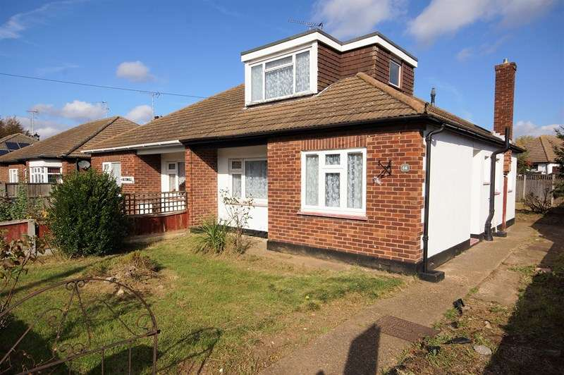 3 Bedrooms Chalet House for sale in Watson Close, Shoeburyness, Southend-On-Sea