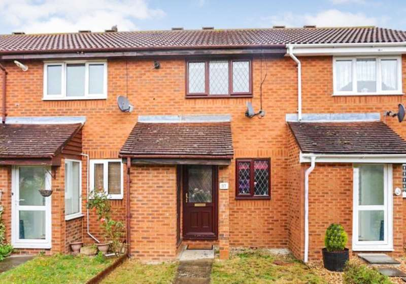 2 Bedrooms Terraced House for sale in Blakelands