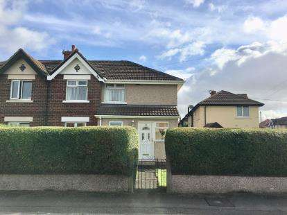 3 Bedrooms Semi Detached House for sale in Edenvale Crescent, Lancaster, Lancashire, LA1