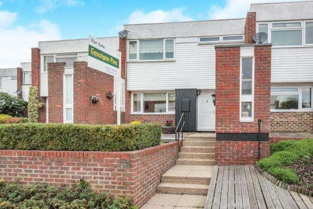 3 Bedrooms Terraced House for sale in West Byfleet, Surrey