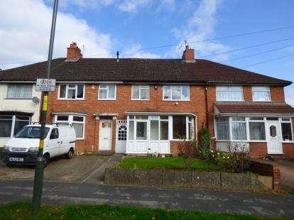 3 Bedrooms Terraced House for sale in Brentford Rd, Kings Heath, Birmingham, West Midlands