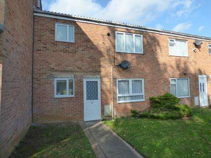 3 Bedrooms Terraced House for sale in Tresham Green, Ryehill, Northampton, Northamptonshire