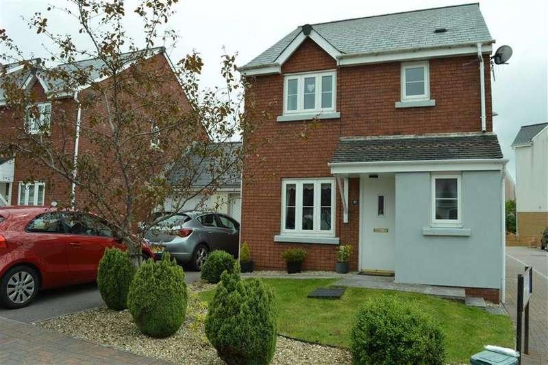 3 Bedrooms Link Detached House for sale in Heol Banc Y Felin, Swansea, SA4